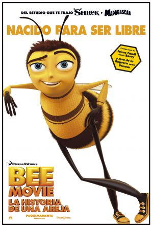 Bee Movie - Das Honigkomplott 1485x2200