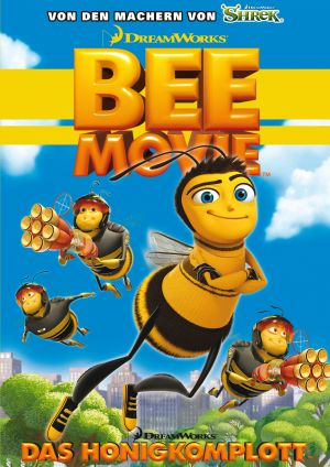 Bee Movie - Das Honigkomplott 1526x2159