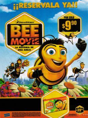 Bee Movie - Das Honigkomplott 2431x3255