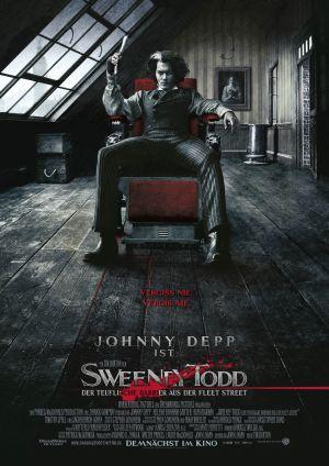 Sweeney Todd: The Demon Barber of Fleet Street 2480x3508