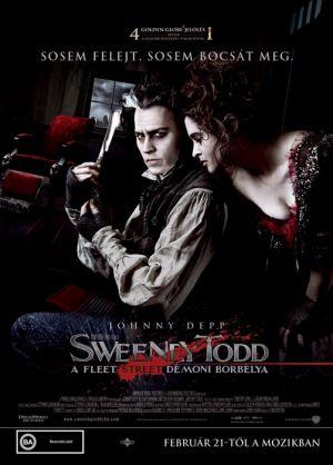Sweeney Todd: The Demon Barber of Fleet Street 502x700