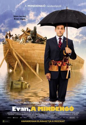 Evan Almighty 482x700