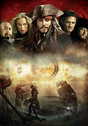 Pirates of the Caribbean: At World's End 2333x3338
