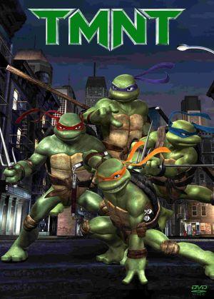 Teenage Mutant Ninja Turtles 1556x2175