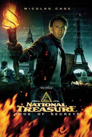 National Treasure: Book of Secrets 3374x5000