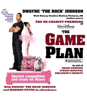 The Game Plan 610x700