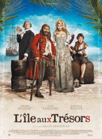 L'île aux trésors poster