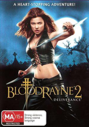 BloodRayne II: Deliverance 893x1270