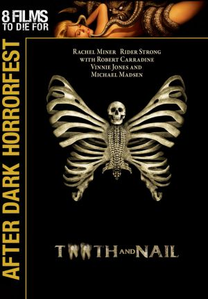 Tooth & Nail Dvd cover