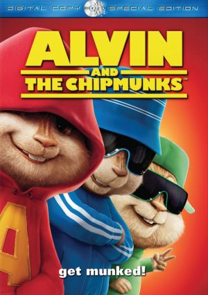 Alvin and the Chipmunks 539x766
