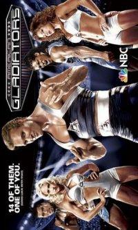 American Gladiators poster