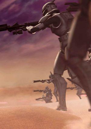 Star Wars: The Clone Wars 600x850