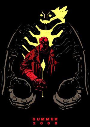 Hellboy II: The Golden Army 600x850