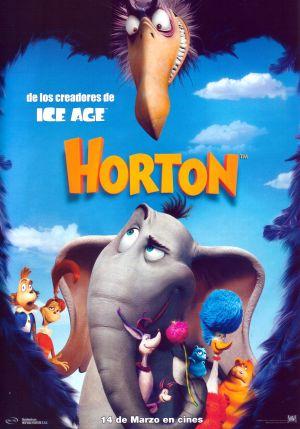 Horton Hears a Who! 2450x3500