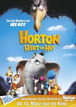 Horton Hears a Who! 989x1400