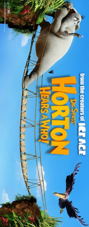 Horton Hears a Who! 592x1500