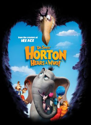 Horton Hears a Who! 2330x3200
