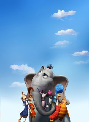 Horton Hears a Who! 2554x3508