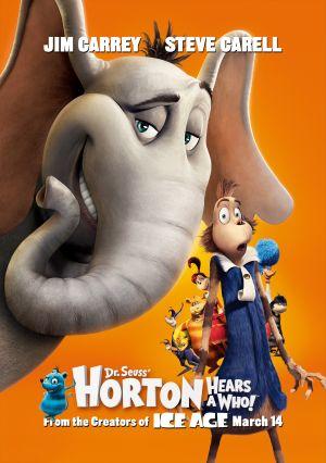 Horton Hears a Who! 2044x2900