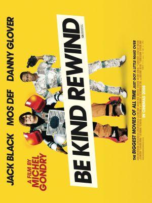 Be Kind Rewind 1350x1800