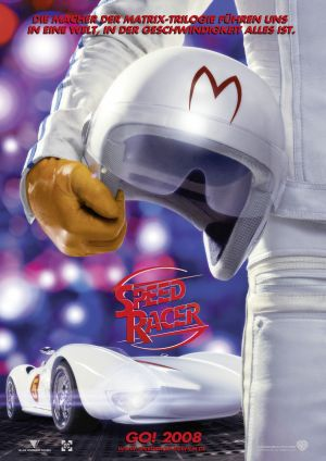 Speed Racer 2480x3508