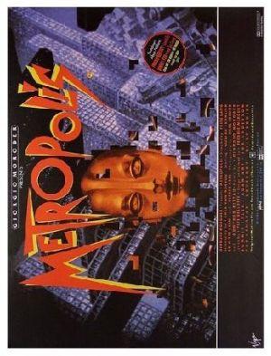 Metropolis 350x459