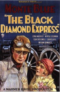 The Black Diamond Express poster