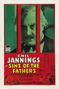 Sins of the Fathers poster