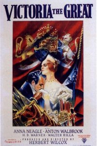 Victoria the Great poster