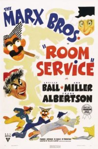Room Service poster
