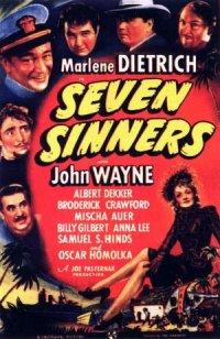 Seven Sinners poster