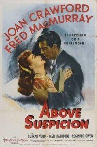Above Suspicion poster