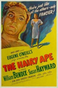 The Hairy Ape poster