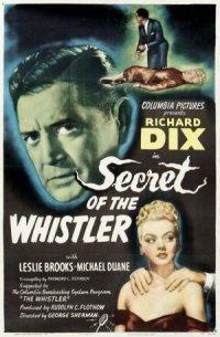 Secret of the Whistler poster