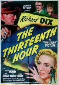 The Thirteenth Hour poster