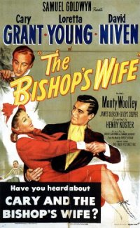 The Bishop's Wife poster