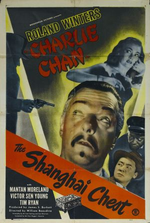 The Shanghai Chest Poster