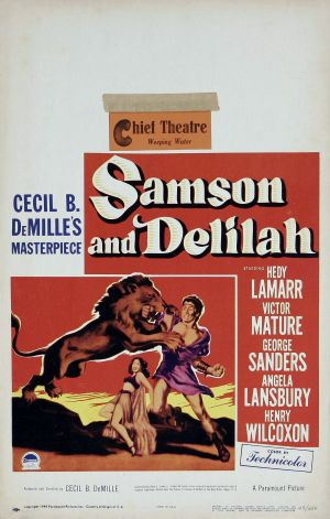 Samson and Delilah 1394x2187