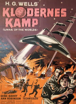 The War of the Worlds 569x782