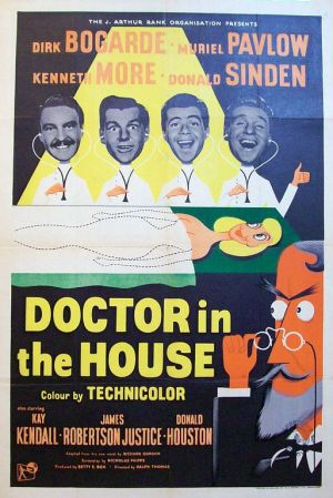 Doctor in the House Poster
