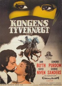 The King's Thief poster