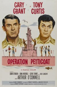 Operation Petticoat poster