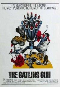 The Gatling Gun poster