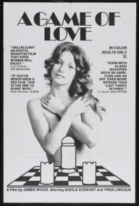 A Game of Love poster