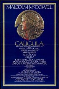 Caligula - Aufstieg und Fall eines Tyrannen poster