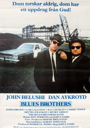 The Blues Brothers 397x567
