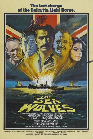 The Sea Wolves: The Last Charge of the Calcutta Light Horse Poster