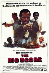 The Big Score poster