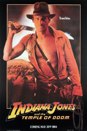 Indiana Jones and the Temple of Doom 2406x3600