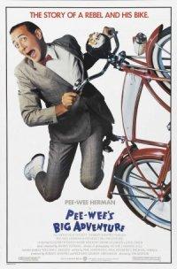 I megali peripeteia tou Pee-wee poster